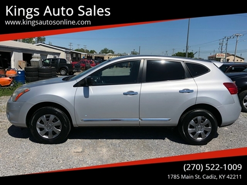 2013 Nissan Rogue for sale in Cadiz, KY