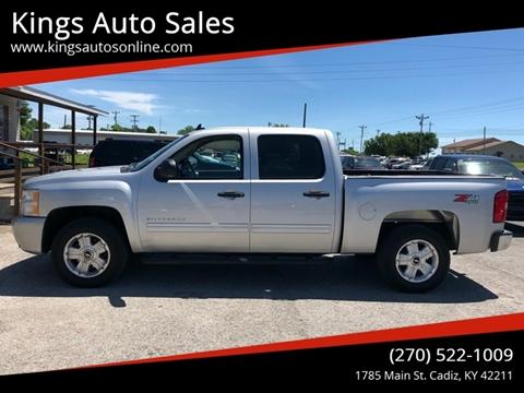 2011 Chevrolet Silverado 1500 for sale at Kings Auto Sales in Cadiz KY