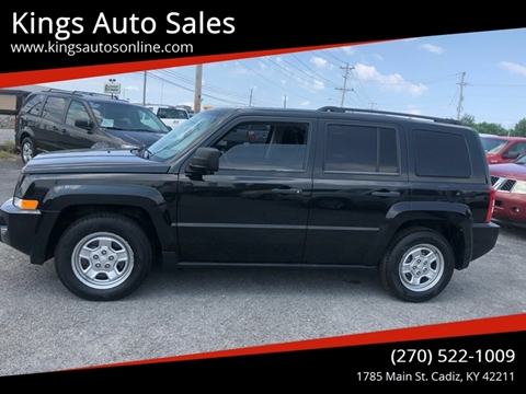 2009 Jeep Patriot for sale at Kings Auto Sales in Cadiz KY