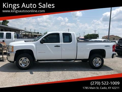 2011 Chevrolet Silverado 2500HD for sale at Kings Auto Sales in Cadiz KY