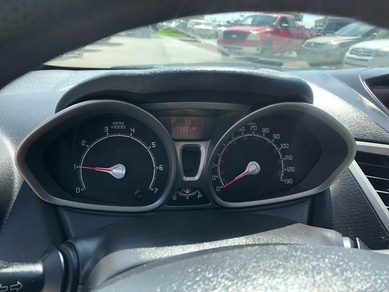 2011 Ford Fiesta SE 4dr Hatchback In Cadiz KY - Kings Auto Sales