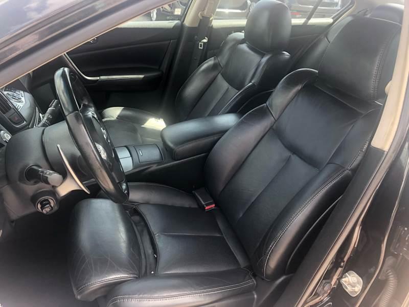 2011 Nissan Maxima 3 5 SV 4dr Sedan In Cadiz KY - Kings Auto
