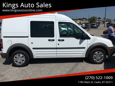 2010 Ford Transit Connect for sale at Kings Auto Sales in Cadiz KY