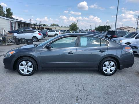 2008 Nissan Altima for sale at Kings Auto Sales in Cadiz KY