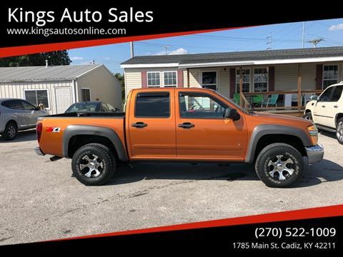 2006 Chevrolet Colorado for sale at Kings Auto Sales in Cadiz KY