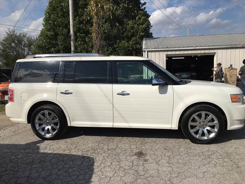 2010 Ford Flex for sale at Kings Auto Sales in Cadiz KY