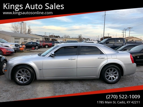 2005 Chrysler 300 for sale at Kings Auto Sales in Cadiz KY