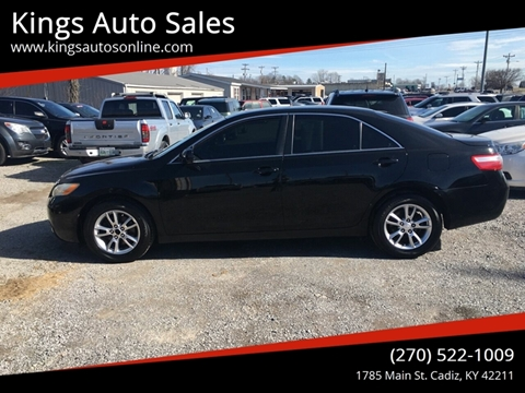 2008 Toyota Camry for sale at Kings Auto Sales in Cadiz KY