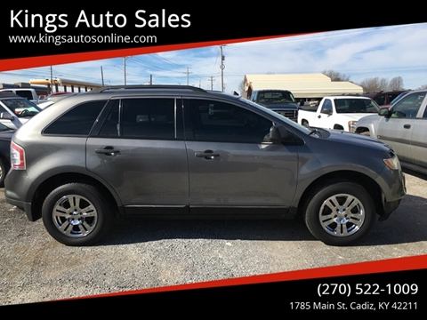 2009 Ford Edge for sale at Kings Auto Sales in Cadiz KY