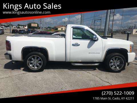2010 Chevrolet Silverado 1500 for sale at Kings Auto Sales in Cadiz KY