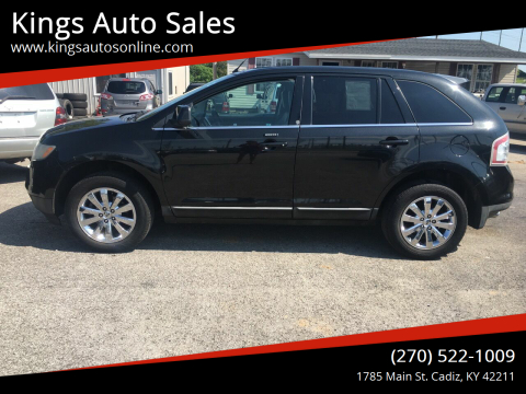2010 Ford Edge for sale at Kings Auto Sales in Cadiz KY