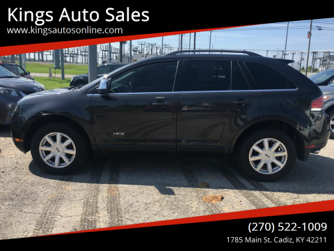 2007 Lincoln MKX for sale at Kings Auto Sales in Cadiz KY