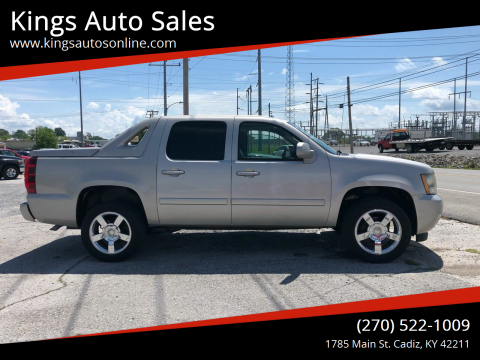 2007 Chevrolet Avalanche for sale at Kings Auto Sales in Cadiz KY