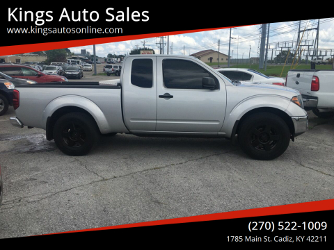 2005 Nissan Frontier for sale at Kings Auto Sales in Cadiz KY
