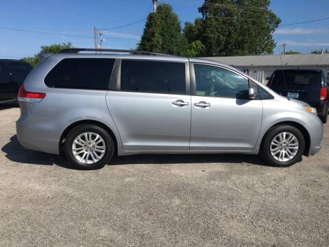 2013 Toyota Sienna for sale at Kings Auto Sales in Cadiz KY