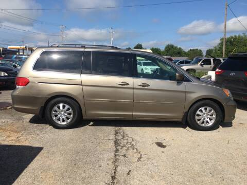 2010 Honda Odyssey for sale at Kings Auto Sales in Cadiz KY