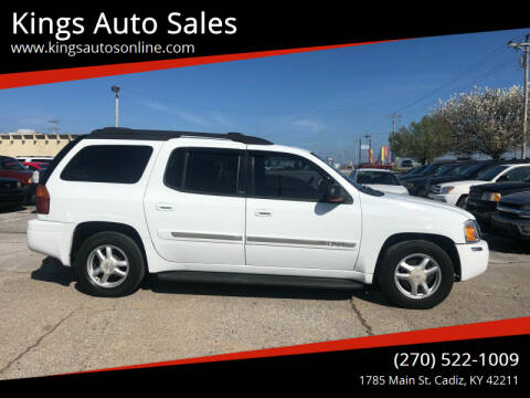 2002 GMC Envoy XL for sale at Kings Auto Sales in Cadiz KY