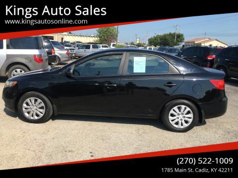 2011 Kia Forte for sale at Kings Auto Sales in Cadiz KY