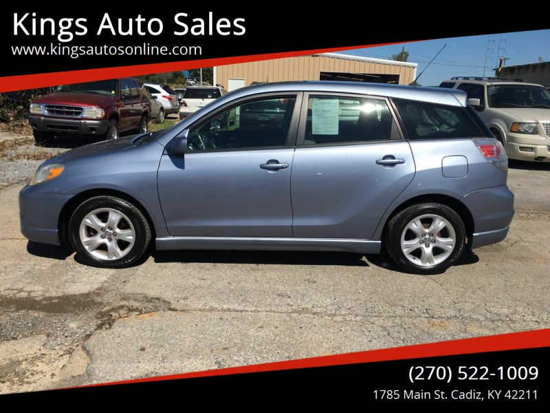 2007 Toyota Matrix for sale at Kings Auto Sales in Cadiz KY