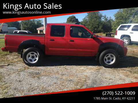 2004 Nissan Frontier for sale at Kings Auto Sales in Cadiz KY