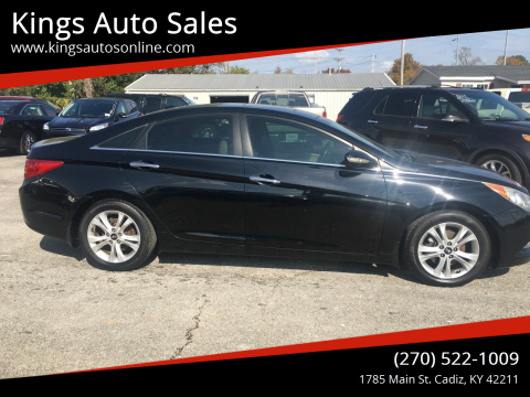 2011 Hyundai Sonata for sale at Kings Auto Sales in Cadiz KY
