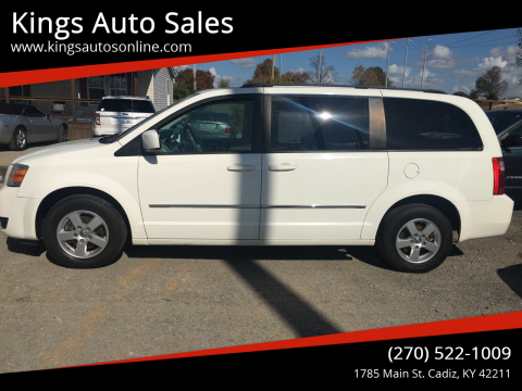 2010 Dodge Grand Caravan for sale at Kings Auto Sales in Cadiz KY