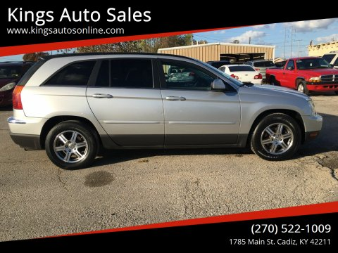 2007 Chrysler Pacifica for sale at Kings Auto Sales in Cadiz KY