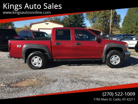 2006 Chevrolet Colorado for sale at Kings Auto Sales in Cadiz KY