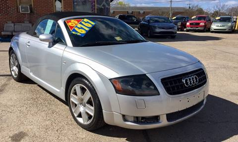 2003 Audi TT For Sale In Norfolk, VA