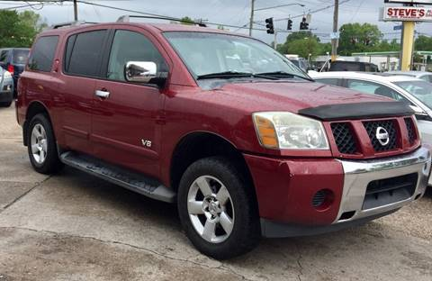 2006 Nissan Armada for sale at Steve's Auto Sales in Norfolk VA
