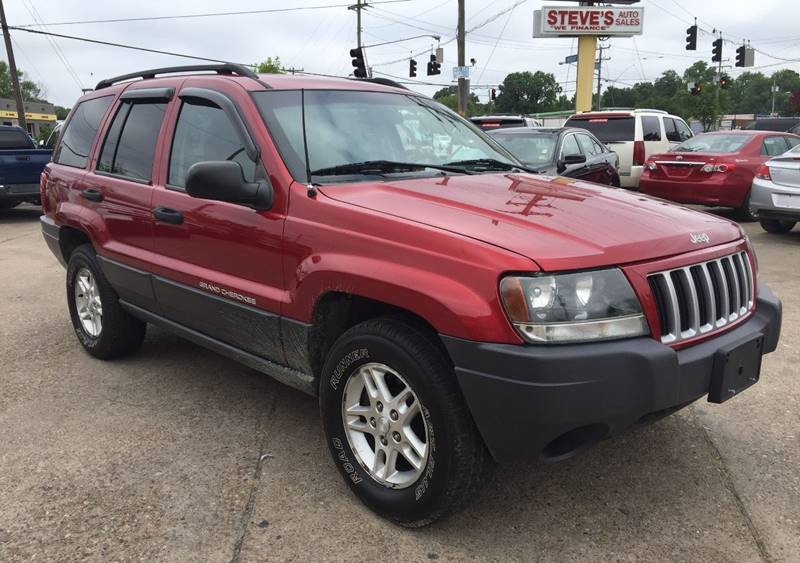 2004 Jeep Grand Cherokee for sale at Steve's Auto Sales in Norfolk VA