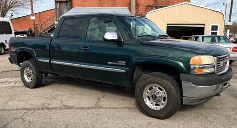 2002 GMC Sierra 2500HD for sale in Norfolk, VA