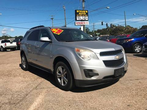 2010 Chevrolet Equinox for sale at Steve's Auto Sales in Norfolk VA