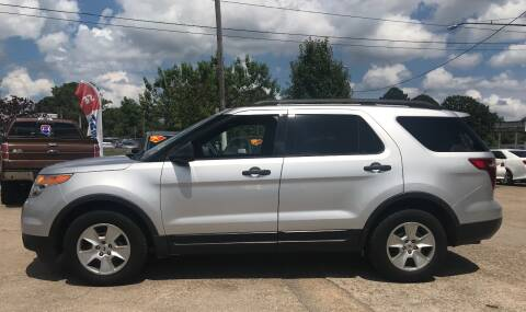 2013 Ford Explorer for sale at Steve's Auto Sales in Norfolk VA