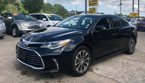 2016 Toyota Avalon for sale at Steve's Auto Sales in Norfolk VA