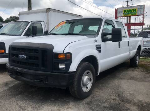 2010 Ford F-250 Super Duty for sale at Steve's Auto Sales in Norfolk VA