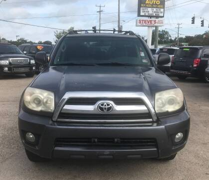 2005 Toyota Highlander for sale at Steve's Auto Sales in Norfolk VA