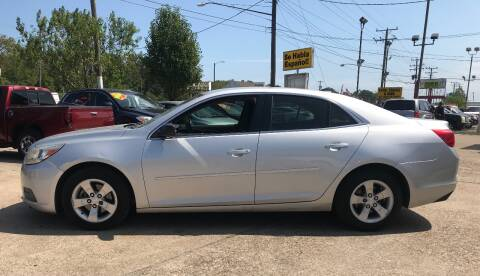 2013 Chevrolet Malibu for sale at Steve's Auto Sales in Norfolk VA