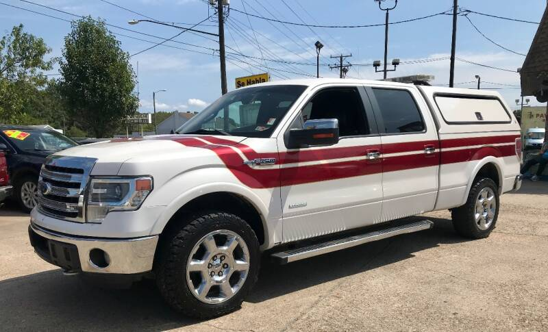 2013 Ford F-150 for sale at Steve's Auto Sales in Norfolk VA