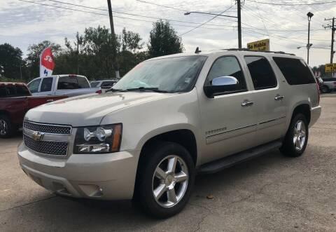 2013 Chevrolet Suburban for sale at Steve's Auto Sales in Norfolk VA