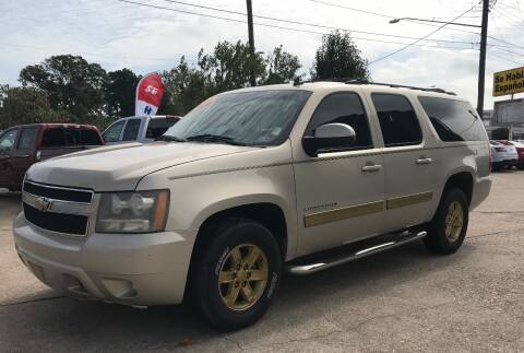 2010 Chevrolet Suburban for sale at Steve's Auto Sales in Norfolk VA