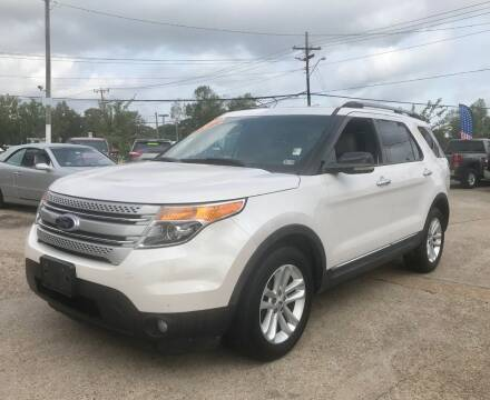 2012 Ford Explorer for sale at Steve's Auto Sales in Norfolk VA
