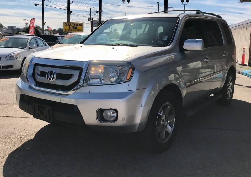 2011 Honda Pilot for sale at Steve's Auto Sales in Norfolk VA