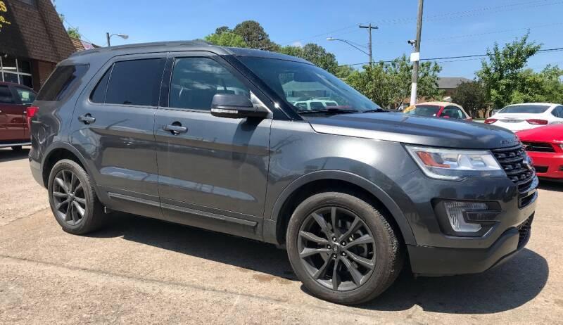 2017 Ford Explorer for sale at Steve's Auto Sales in Norfolk VA