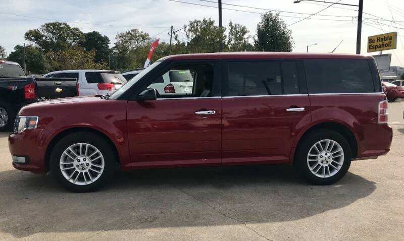 2016 Ford Flex for sale at Steve's Auto Sales in Norfolk VA