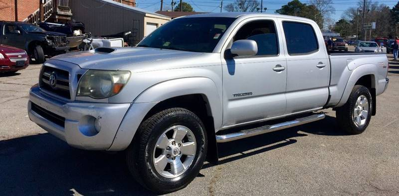 2009 Toyota Tacoma for sale at Steve's Auto Sales in Norfolk VA