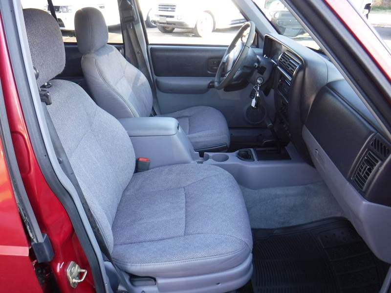 1998 Jeep Cherokee 4dr Classic 4WD SUV In Raleigh NC - AMG