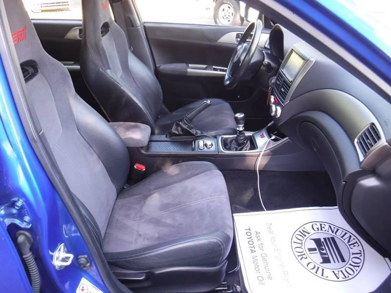 2008 Subaru Impreza AWD WRX STI 4dr Wagon In Raleigh NC
