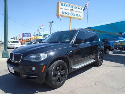 2008 BMW X5 for sale at Borrego Motors in El Paso TX