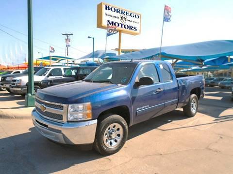 2013 Chevrolet Silverado 1500 for sale at Borrego Motors in El Paso TX